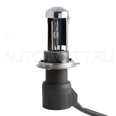 Лампа ксеноновая H4 - биксенон MTF 24V