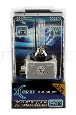 Лампа ксеноновая XENITE D1S