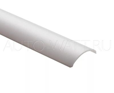 Матовый рассеиватель для алюминиевого углового профиля ELF2