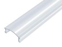 Матовый рассеиватель для алюминиевого профиля ELF1
