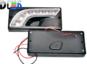 Штатные дневные ходовые огни ВАЗ 2110-2115 в ПТФ DLed DRL-145 Black S-Flux 2x1.5w