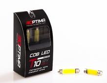 Светодиодная лампа C5W 41 мм - Optima Premium 1 COB 1.5W 5100K Белая