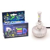 Светодиодная лампа H3 - 2 CREE XM-L2 3S 20Вт DLED