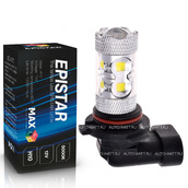 Светодиодная лампа H10 - 6 Epistar Линза 50Вт