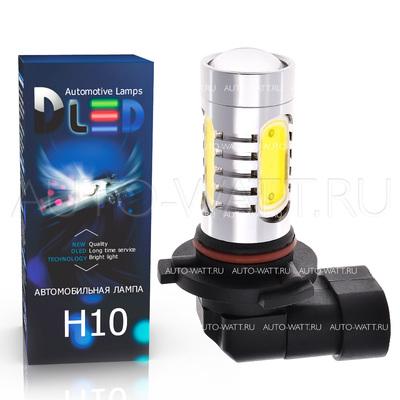 Светодиодная лампа H10 - 5 High-Power 7.5Вт DLED