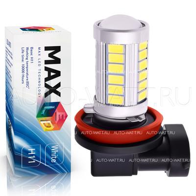 Светодиодная лампа H11 - Max-Road 33Led 13Вт