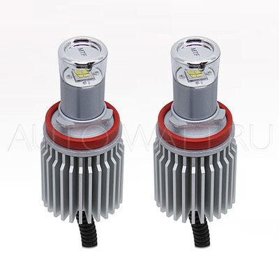 Светодиодная лампа H11 -  5500K 11Вт MTF