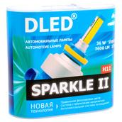 Светодиодная лампа H11 - Sparkle 2 36Вт
