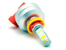 Светодиодная лампа H11 - Sparkle 3 40Вт DLED