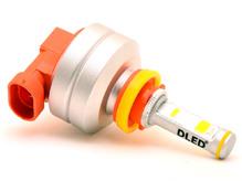 Светодиодная лампа H16 PGJ19-3 - Sparkle 3 40Вт DLED