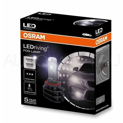 Светодиодная лампа H11/Н8 -OSRAM LEDriving FOG LAMP 13W 6000K
