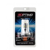 Светодиодная лампа H15 - Optima Premium MINI CREE XB-D CAN 50W 5100К Белая