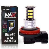 Светодиодная лампа H16 PSX24W - NAX Shaft 1 15ВТ