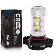 Светодиодная лампа H16 PSX24W - 10 Epistar Линза 50Вт