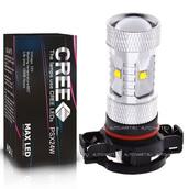 Светодиодная лампа H16 PSX24W - 15 SMD2323 15Вт DLED