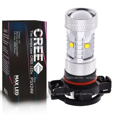 Светодиодная лампа PS24Wff - 15 SMD2323 15Вт DLED