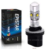 Светодиодная лампа H27 880 - 6 Epistar Линза 30Вт