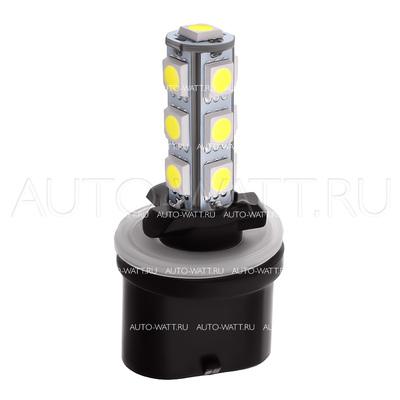 Светодиодная лампа H27 880 - 13 SMD5050 3.16Вт