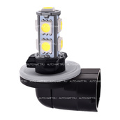 Светодиодная лампа H27 881 - 9 SMD5050 2.16Вт