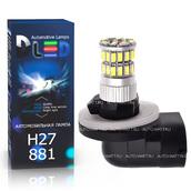 Светодиодная лампа H27 881 - 36 SMD3014 3.6Вт DLED