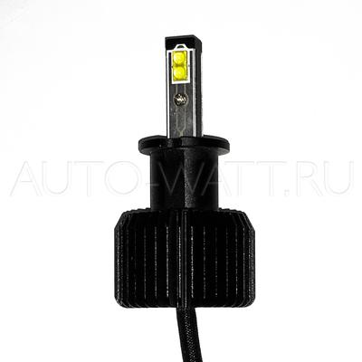 Светодиодная лампа H3 - 4 CREE 20Вт