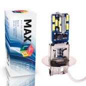 Светодиодная лампа H3 - Max-Visiko Stabilisator 24 Led 5Вт