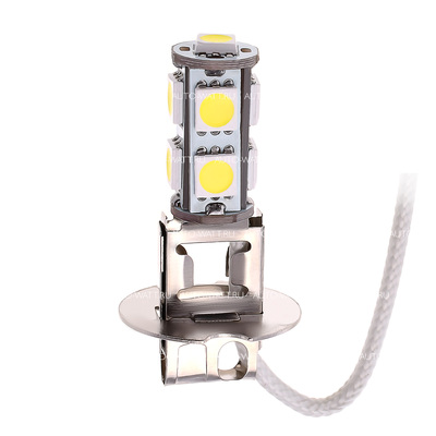 Светодиодная лампа H3 - 9 SMD5050 2.16Вт