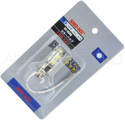 Светодиодная лампа H3 - SHO-ME H3 - 9 SMD - 3W Белая