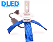 Светодиодная лампа H4 - SMART3 35Вт DLED