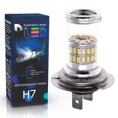 Светодиодная лампа H7 - 48 SMD3014 9Вт