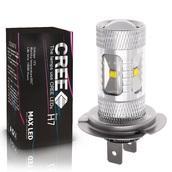 Светодиодная лампа H7 - 6 CREE 30Вт