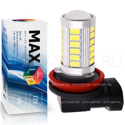Светодиодная лампа H8 - Max-Road 33Led 13Вт