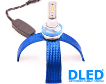 Светодиодная лампа H8 - SMART3 40Вт