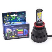 Светодиодная лампа H8 - 5 CREE HL 50Вт DLED