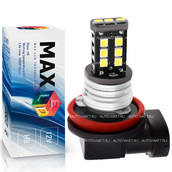 Светодиодная лампа H8 - Max-Hill 15 Led 15Вт