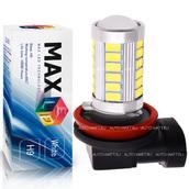 Светодиодная лампа H9 - Max-Road 33Led 13Вт