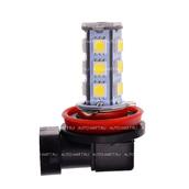 Светодиодная лампа H9 - 18 SMD5050 4.32Вт