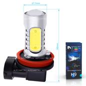 Светодиодная лампа H9 - 5 High-Power 7.5Вт