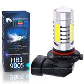 Светодиодная лампа HB3 9005 - 4 High-Power + Cree 9.5Вт