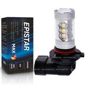 Светодиодная лампа HB3 9005 - 16 Epistar Линза 80Вт