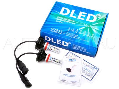 Светодиодная лампа HB3 9005 - ZEON 25Вт DLED