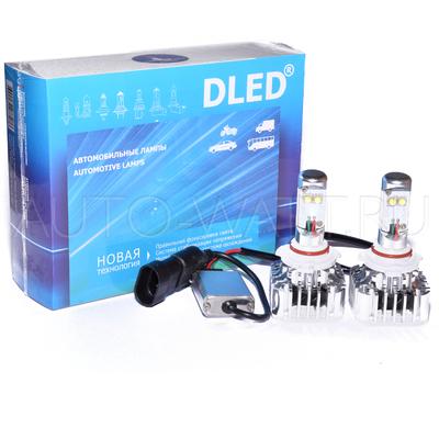 Светодиодная лампа HB4 9006 - CREE Lite 30Вт (Комплект)