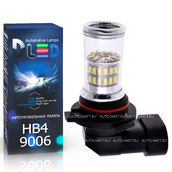 Светодиодная лампа HB4 9006 - 48 SMD3014 9Вт DLED