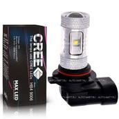 Светодиодная лампа HB4 9006 - 6 CREE Линза 30Вт
