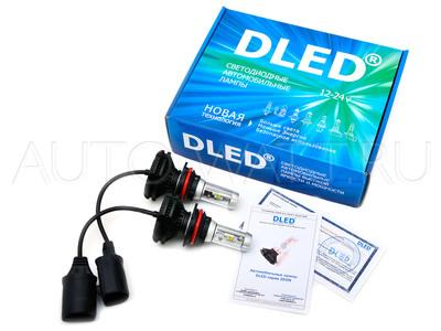 Светодиодная лампа HB5 9007 - ZEON 25Вт (Комплект)