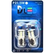 Светодиодная лампа P21/5W 1157 - 18 SMD5050 + SMD3528 2.22Вт