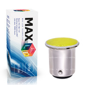 Светодиодная лампа P21/5W 1157 -  Max-COB 3Вт Белая