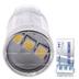 Светодиодная лампа P21W 1156 - Max-Samsung Chip Линза 15Вт