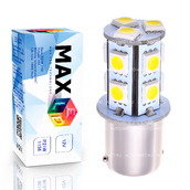 Светодиодная лампа P21W 1156 - 13 SMD5050 3.12Вт Белая