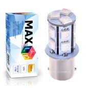 Светодиодная лампа P21W 1156 - 13 SMD5050 3.12Вт Желтая